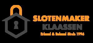 Slotenmaker Klaassen Logo